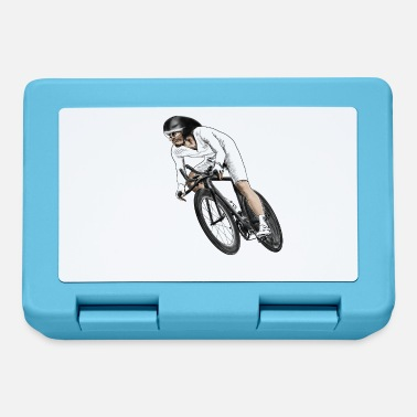 Racing racing cyclists - Lunch box