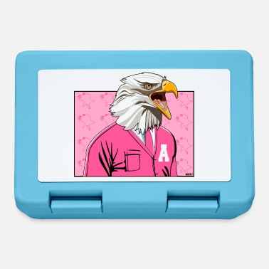 Eagle head - Lunchbox