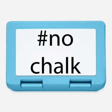 Chalk no chalk - Lunchbox