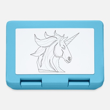 Blueprint Unicorn blueprint - Lunchbox