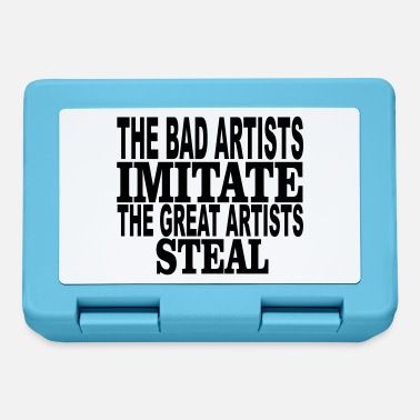 Steal great artists steal - Lunchbox