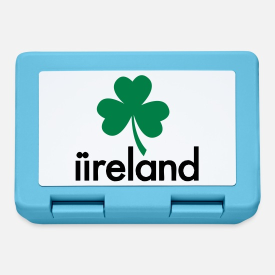 Green Lunchboxes - Ireland - Homosexual Marriage - Lunchbox sapphire blue