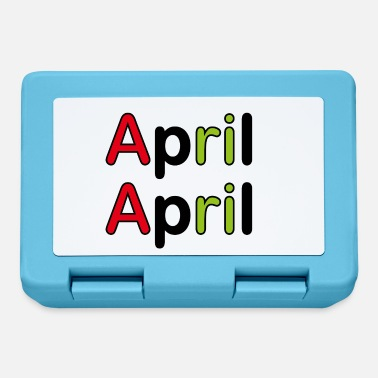 April April April - Brotdose