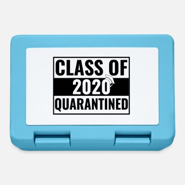Distressed Klasse 2020 Quarantäne Senior Graduate 2020 - Brotdose