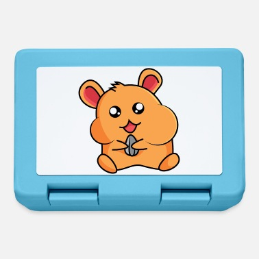 Hamster Hamster on hamster - design - Lunchbox