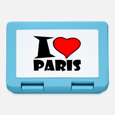 Paris Paris - - Brotdose
