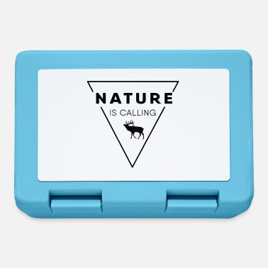 Natural Nature - Nature is calling - Lunchbox