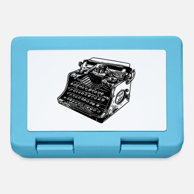Old typewriter - Lunchbox