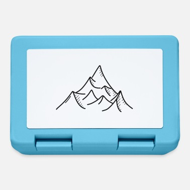 Mountain Hiking Mountain Hiking Hiking Mountains Mountaineering Mountains - Lunchbox