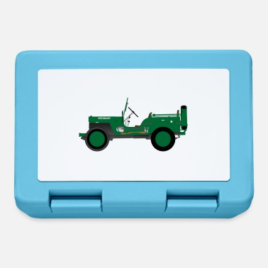 Vehicle Army vehicle - Lunchbox