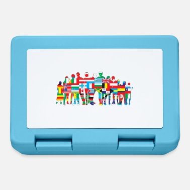 Community Community mondo - Lunch box