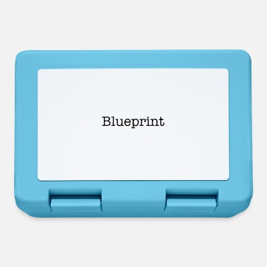 Blueprint Blueprint Black - Lunchbox
