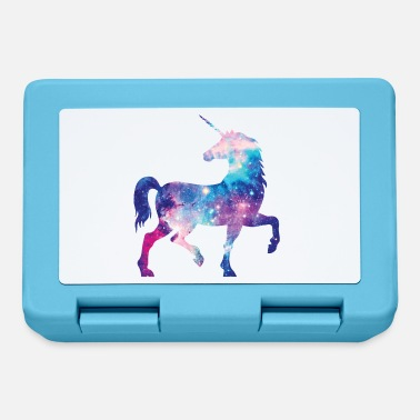 Unicorn with constellation design - Lunchbox
