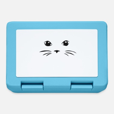 House Tiger Cat house tiger kitty silhouette cat cats - Lunchbox