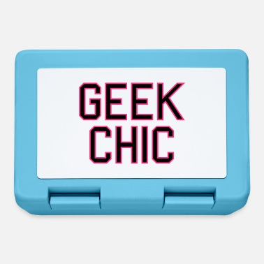 Chic geek chic - Brotdose