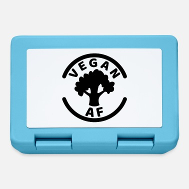 Healthy Eating Broccoli Vegan Healthy Eating Gift - Lunchbox