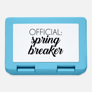 Spring Break Spring Break / Spring Break: Official spring break - Matboks