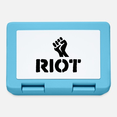 Rioting riot fist - Lunchbox