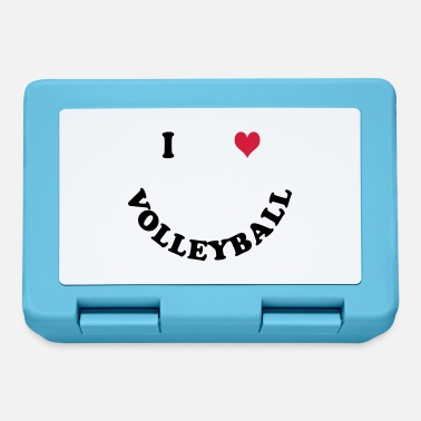 I Love Volleyball I love volleyball - Lunchbox