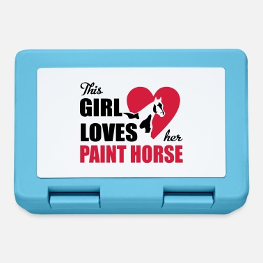 Painter Paint Horse - Brotdose