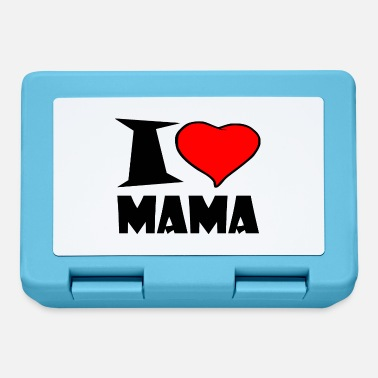 Berlin I love mom - Lunchbox