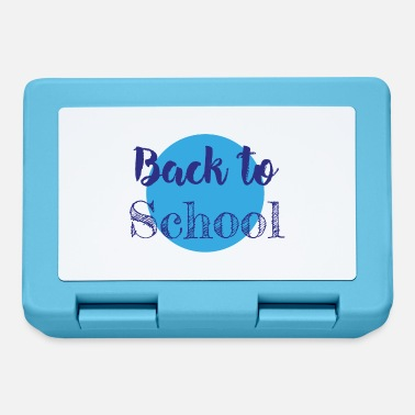 Back To School - Lunchbox