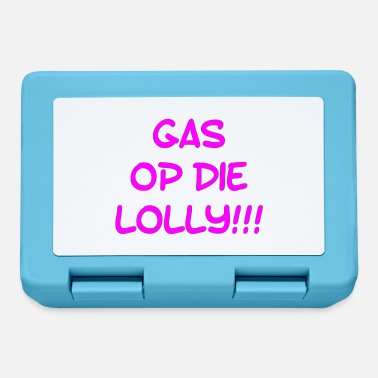 Cupido Gas op die Lolly - Broodtrommel