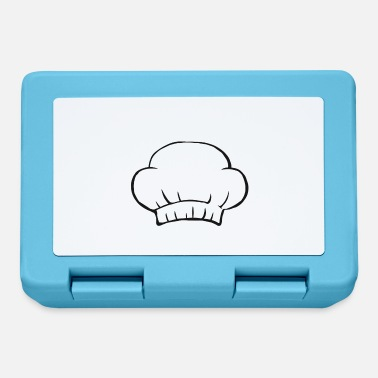 Star Chef Chef's hat chef cook star chef chef gift - Lunchbox