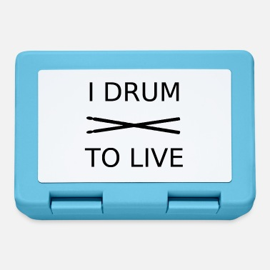 drum to live / drummer / music - Lunchbox