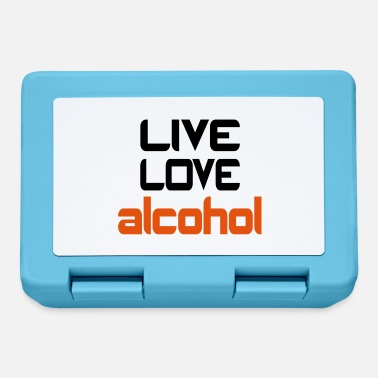 Alcoholic alcohol - Lunchbox