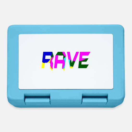 Rave Lunchboxes - rave nnnnn - Lunchbox sapphire blue