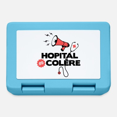 Hospitals Hospital angry - Lunchbox