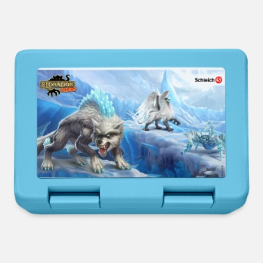 Schleich Eldrador Ice World Fighters Lunch Box - Lunchbox