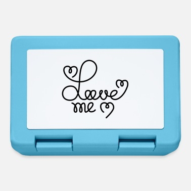 I Love Me Love Me - Lunch box