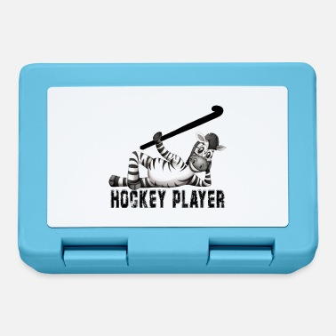 hockey felt hockey spiller hockey fan straf - Madkasse