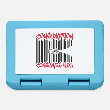 Consumption Consumption consumes you - Lunchbox