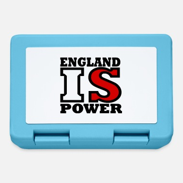 Uk England is power - Lunchbox