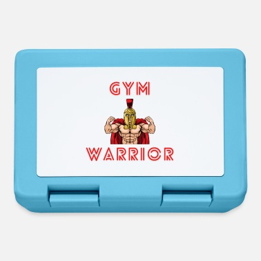 Weak Gym Warrior - Lunchbox