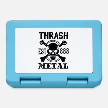 Thrash Thrash metal - Lunch box