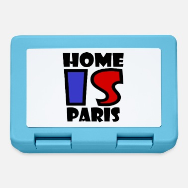 Paris Paris - Home is Paris - Lunchbox