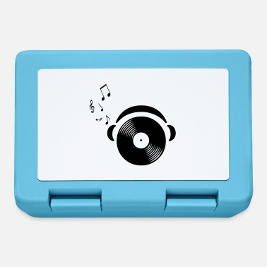 Vinyl Vinyl DJ - Lunch box