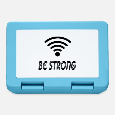 Strong be strong - Lunchbox