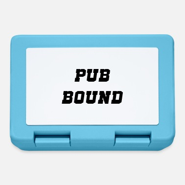 Pub pub bound - Lunchbox