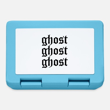 Ghost Ghost ghost ghost - Lunchbox