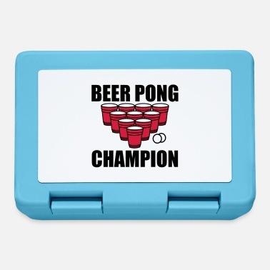 Mtv Beer Pong Champion - Lunchbox