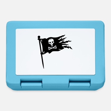 Pirate Flag pirates flag - Lunchbox