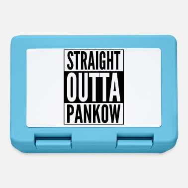 Pankow Straight Outta Pankow district in Berlin - Lunchbox