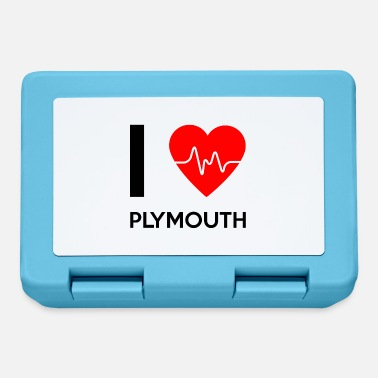 Plymouth I Love Plymouth - I love Plymouth - Lunchbox