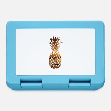 Tramonto all'ananas - Lunch box