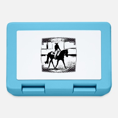 Equini Western Riding Show - Lunch box